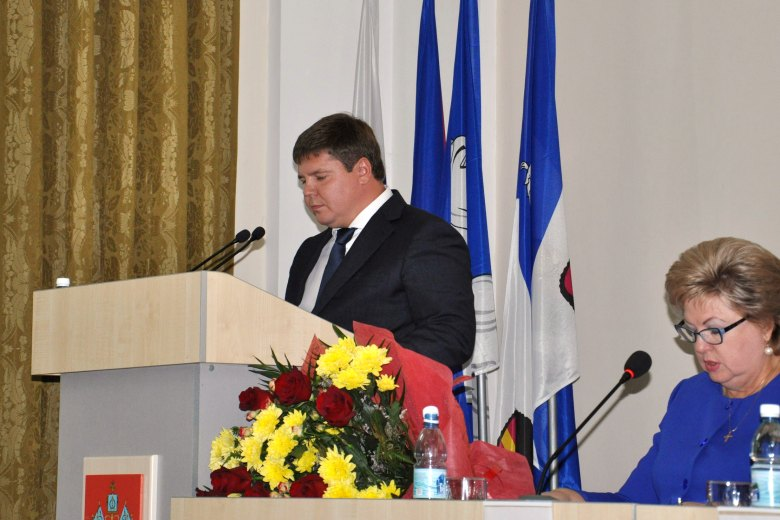 Дмитрий Федоренко — глава Белореченского района