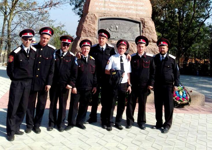 225 годовщина с начала освоения казаками Кубанских земель