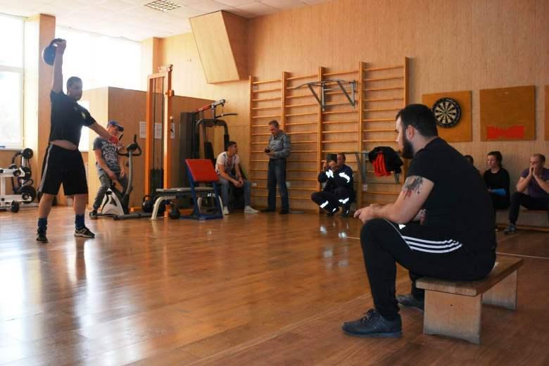 В Белореченске продолжаются соревнования в зачёт спартакиады ЕвроХима