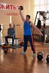 ЕвроХим  гиревой спорт