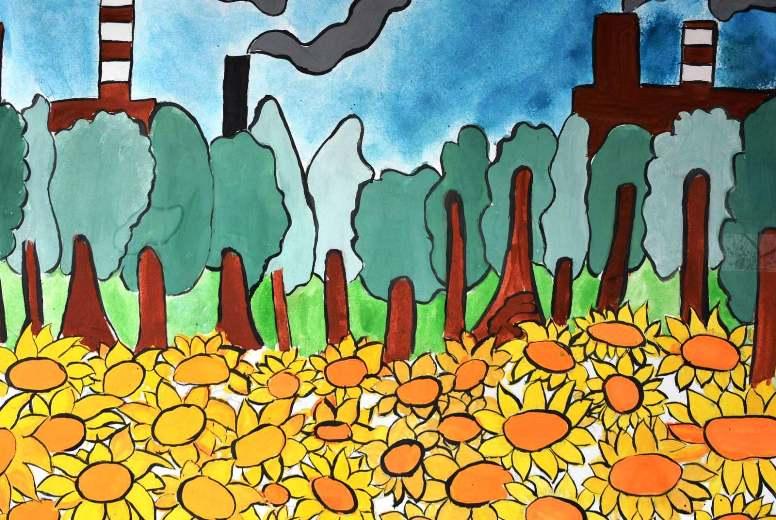 Компания «ЕвроХим»  проводит конкурс детских рисунков