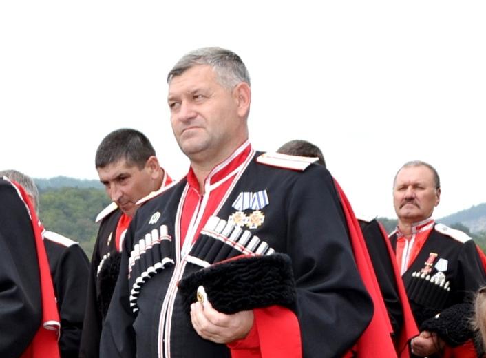 В белореченском городском казачьем обществе произошли кадровые перестановки