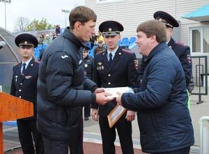 футбольный турнир памяти сотрудников транспортной полиции