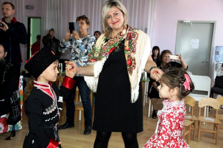 День Матери-казачки в детском саду