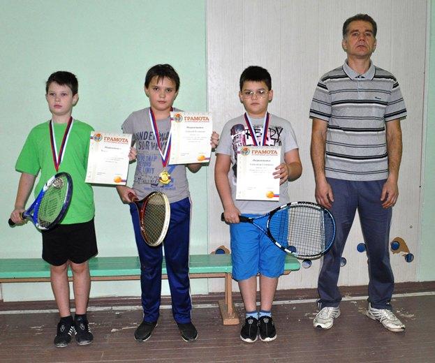 Городской теннисный турнир