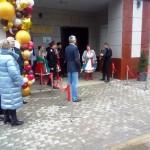 открытие кинозала в РДК