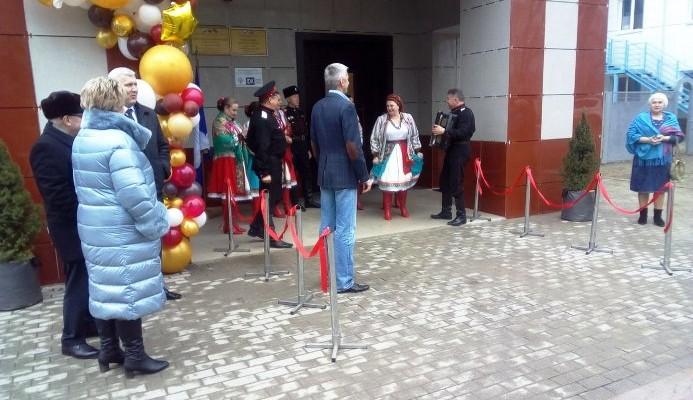 Кинозал районного Дома культуры - открыт официально