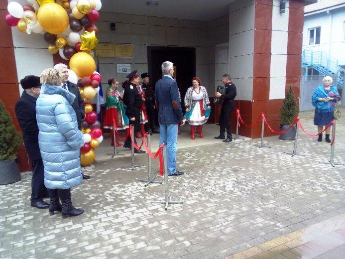 Кинозал районного Дома культуры — открыт официально