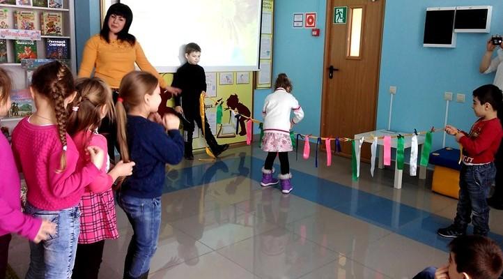 Праздник для маленьких читателей в Детской библиотеке