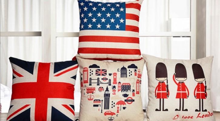 А как теперь вы относитесь к символике США и Великобритании в одежде и дизайне?