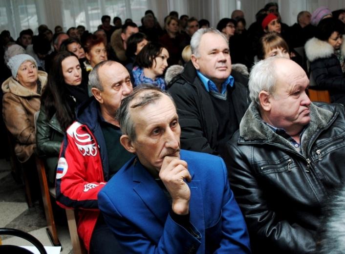 Глава Черниговского поселения отчиталась за 2017 год