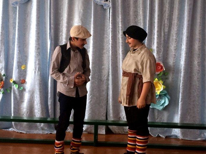 Спектакль по пьесам Ованеса Туманяна в «День родного языка»