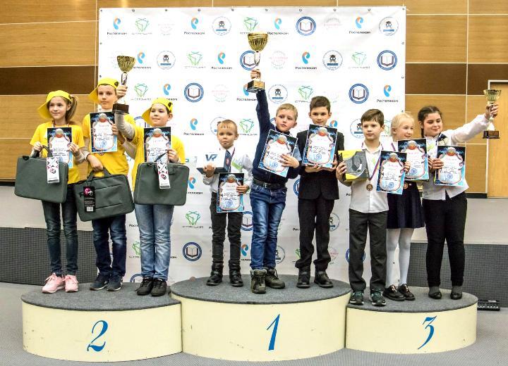Краевые соревнования «Робоквант»: Белореченская СЮТ — III место