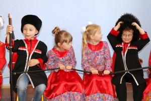 казачий детский сад группа