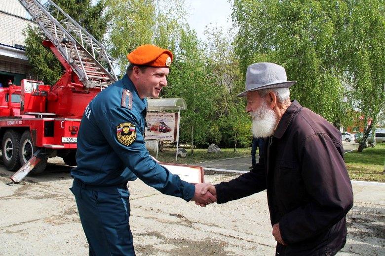 100 и 25 — Две даты пожарной охраны