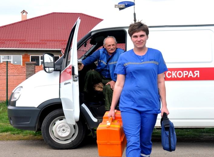 28 апреля — День скорой медицинской помощи в России