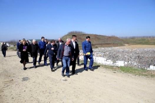 Выездное совещание с зампрокурора края по вопросам экологии