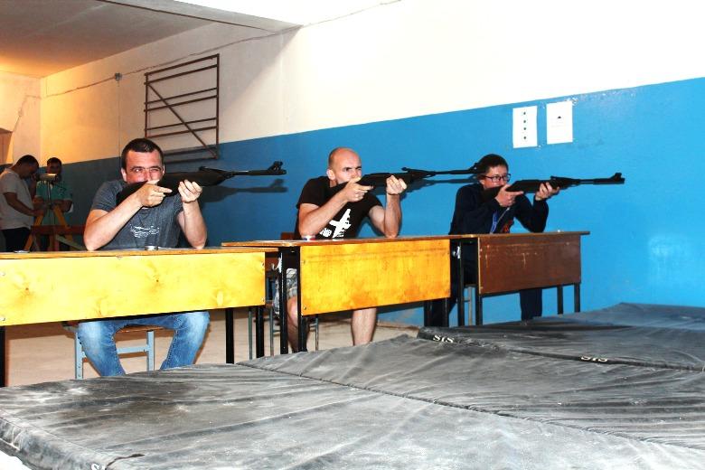 В Белореченске прошёл второй вид спартакиады ЕвроХима