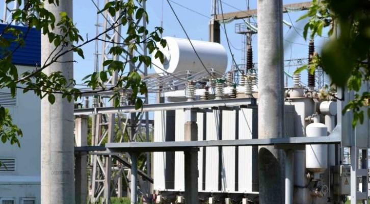 Энергетики завершили ремонт крупного питающего центра в Белореченском районе