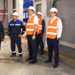 ЕвроХим, подписали  соглашения о реализации проекта «Производство водорастворимых NPK со складом сырья и готовой продукции»
