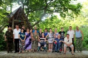 казаки инвалиды Слагода