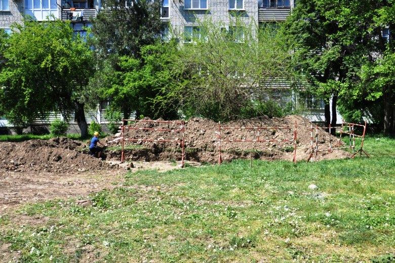Чтобы зарыть яму нужны еще одни учения…
