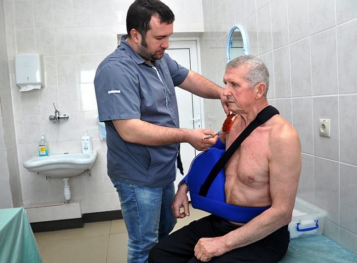Белореченский врач делает уникальные операции