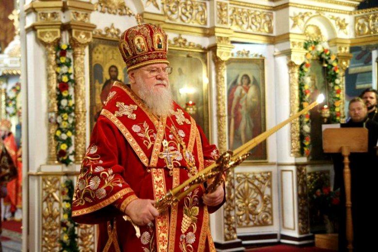 22 мая Свято-Никольский храм села Великовечного празднует своё 106-летие и встречает Архипастыря Кубани