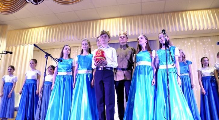 В концертном зале Духовно-образовательного Центра Православия состоялся спектакль