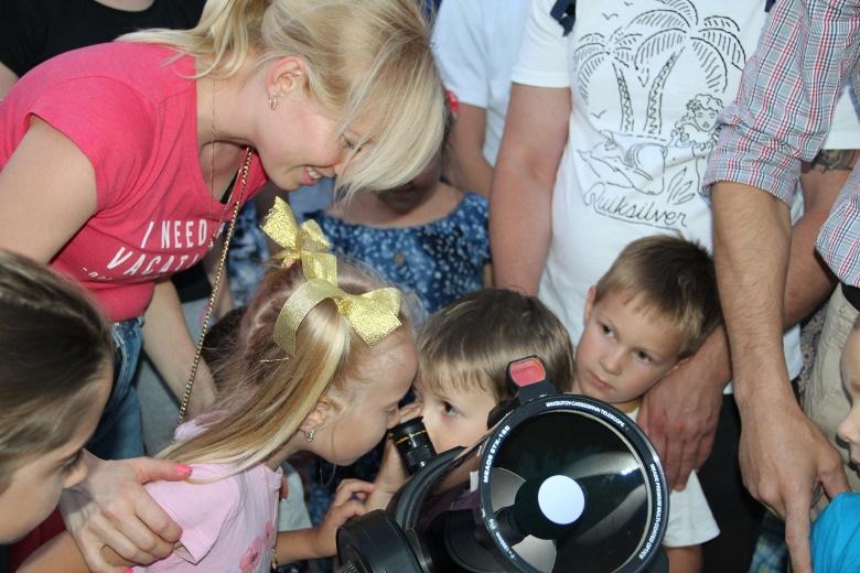 Фестиваль Астрономии  — впервые в Белореченске