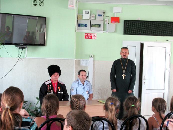 Общественный совет при Отделе МВД идет к детям