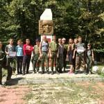 геокешинг-игра «Боевыми тропами Кубани»