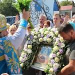 28 августа - престольный праздник в Свято-Успенском храме города Белореченска