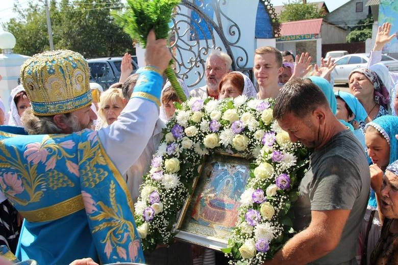 28 августа — престольный праздник в Свято-Успенском храме