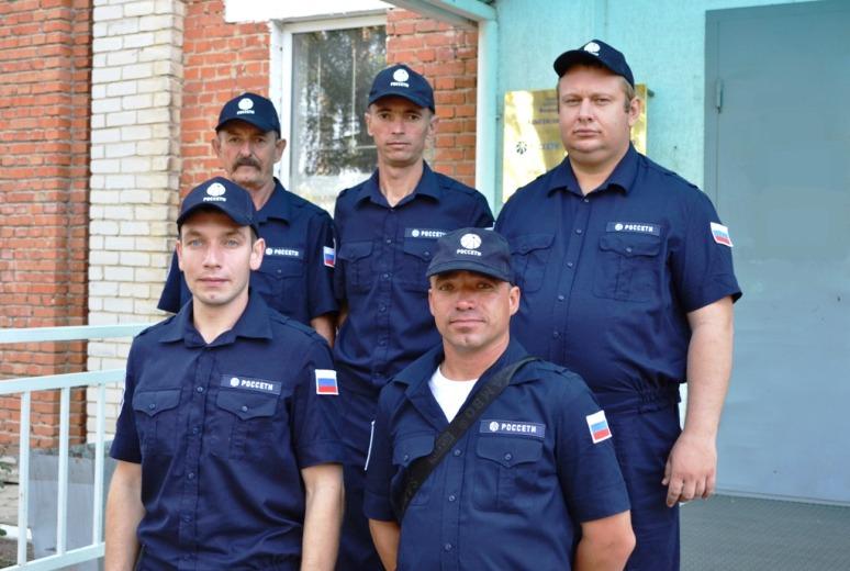 Человек труда: мобильная бригада Белореченского РЭС