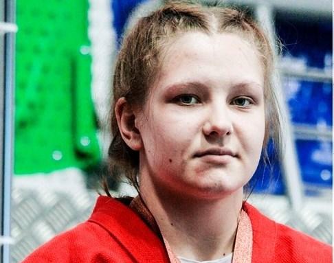 Белореченская самбистка Анна Юшкова завоевала серебро Спартакиады молодежи России