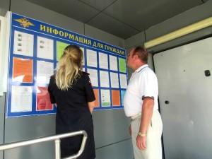 общественники проверили качество предоставления госуслуг полицией.