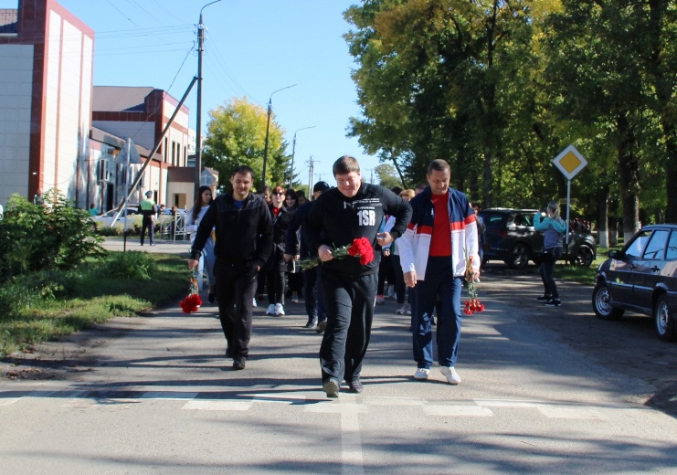 Краевой День Ходьбы в Белореченске