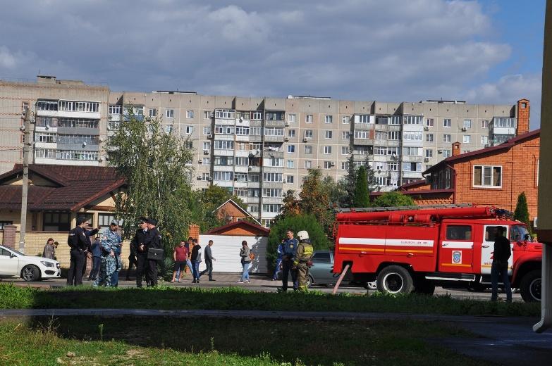В пожаре погиб ребенок