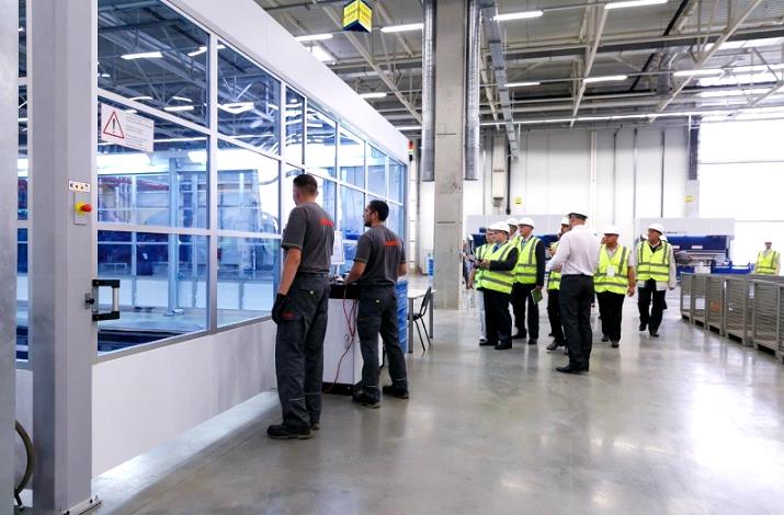 Завод «КЛААС» в Краснодаре стал третьим в мире по посещаемости в 2018 году