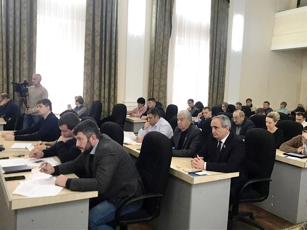 Депутаты Совета МО Белореченский район поправили бюджет