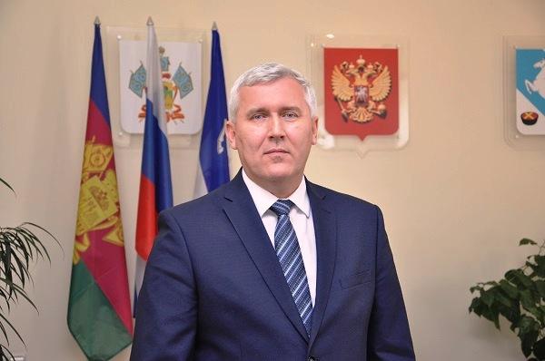 Главой района избран Александр Шаповалов