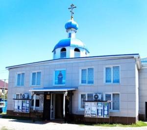 Освящение Свято-Покровского храма @ Свято-Покровский храм