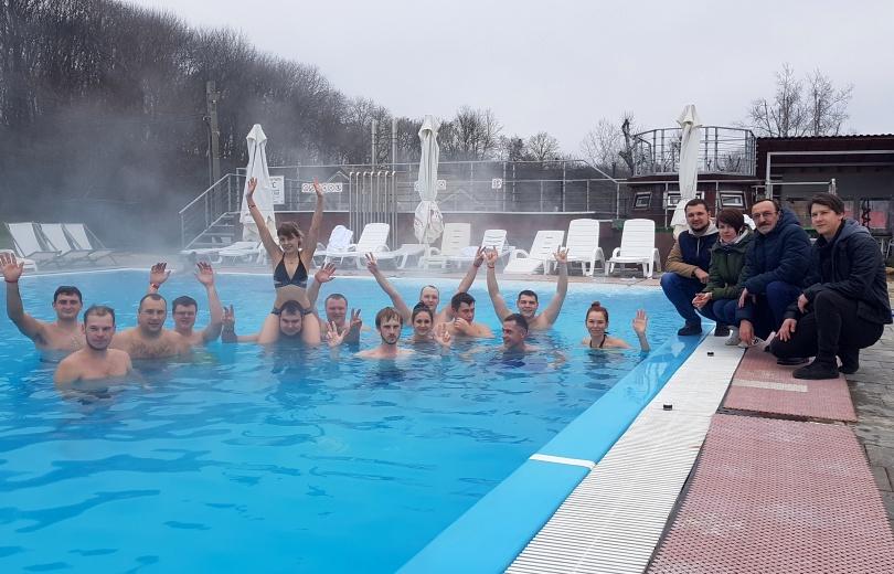 Награда для спортсменов ЕвроХим-БМУ