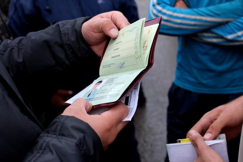 Почти полсотни нелегалов задержали в Пшехской