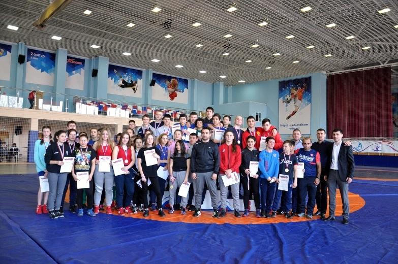 Результаты белореченцев на первенстве Краснодарского края по вольной борьбе среди юношей и девушек