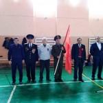 Великовечное проходят соревнования по мини футболу среди школьных команд Белореченского района