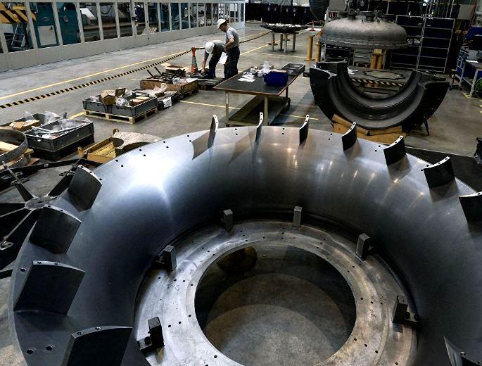 Россия берет курс на «турбинную независимость»