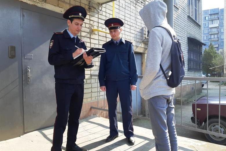 Сотрудники полиции подвели итоги операции «Условник»