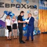 День работника химической промышленности ЕВРОХИМ БМУ